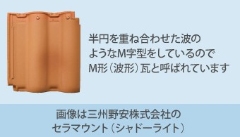 三州野安株式会社の セラマウント(シャドーライト)