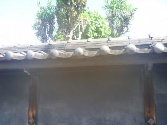 焼き物 瓦屋根