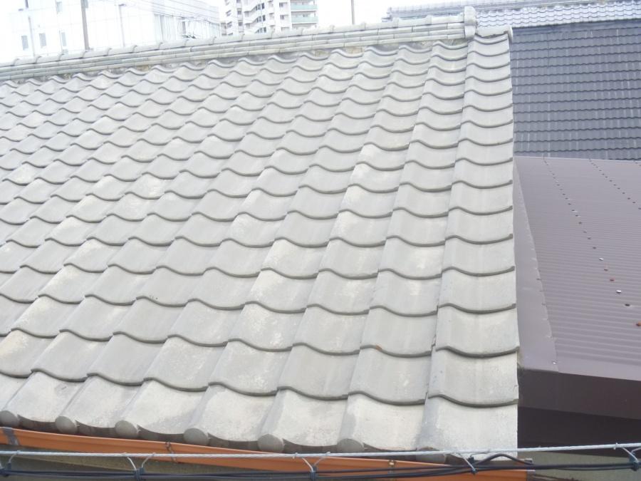 屋根瓦 焼き物 釉薬