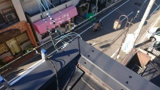 屋根笠木修理2