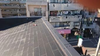 屋根笠木修理7