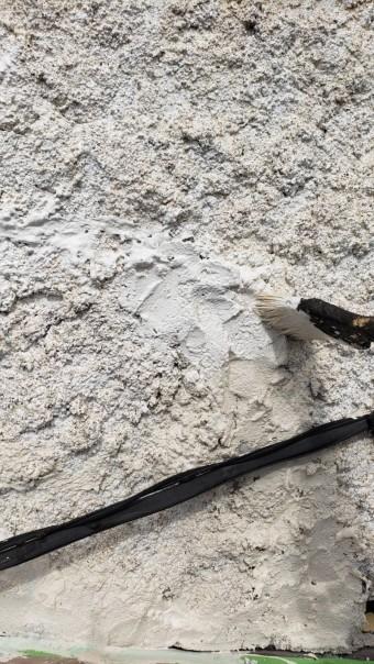 西宮市雨漏り外壁修理13