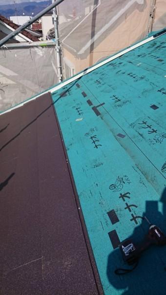 西宮市屋根葺替え46