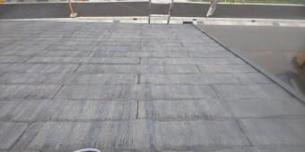 尼崎市築30年修繕していないカラーベスト屋根