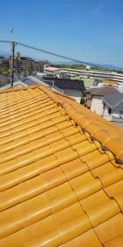 西宮市戸建て住宅洋風瓦屋根