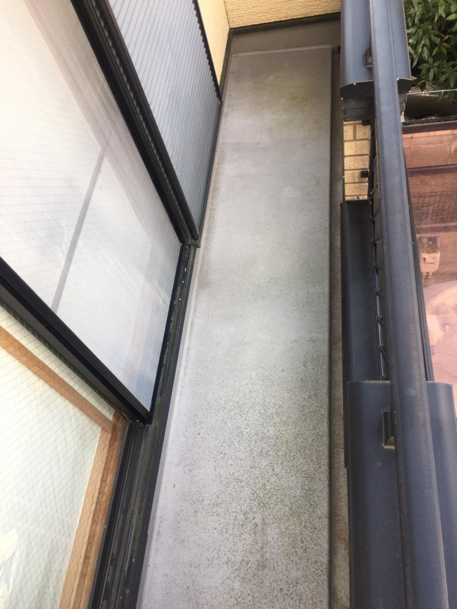 西宮市戸建て住宅FRP防水