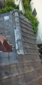 西宮市瓦屋根劣化