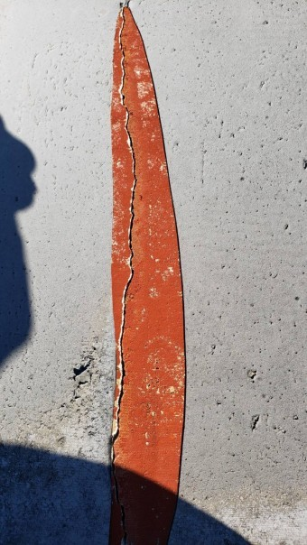西宮市ALC造雨漏り修理3