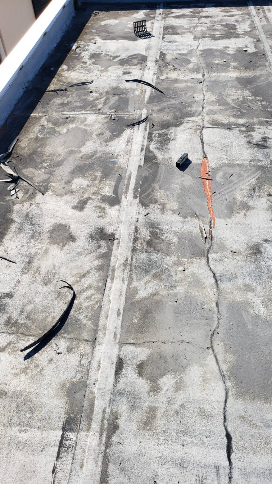 西宮市ALC造雨漏り修理2