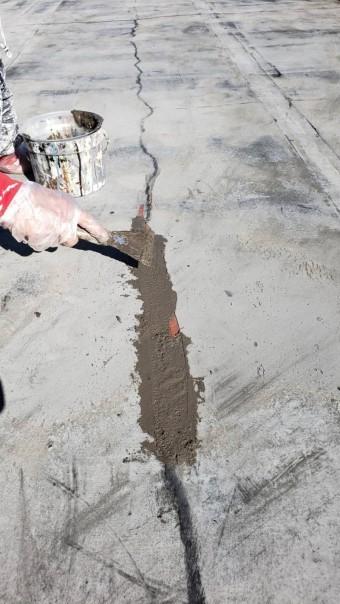 西宮市ALC造雨漏り修理4