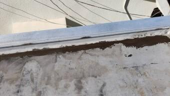 西宮市ALC造雨漏り修理7