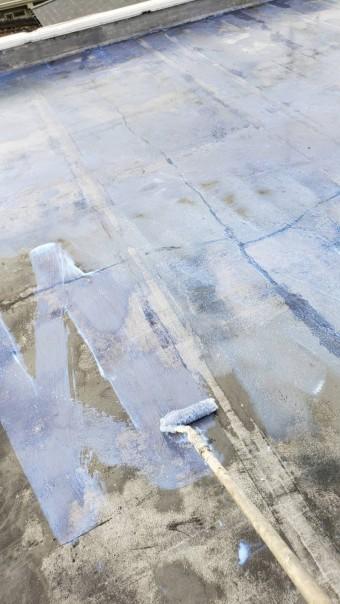西宮市ALC造雨漏り修理8