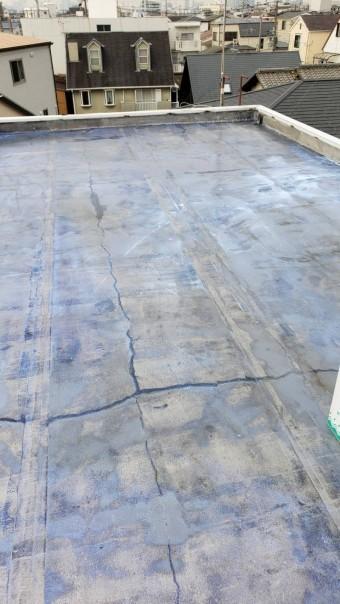 西宮市ALC造雨漏り修理9