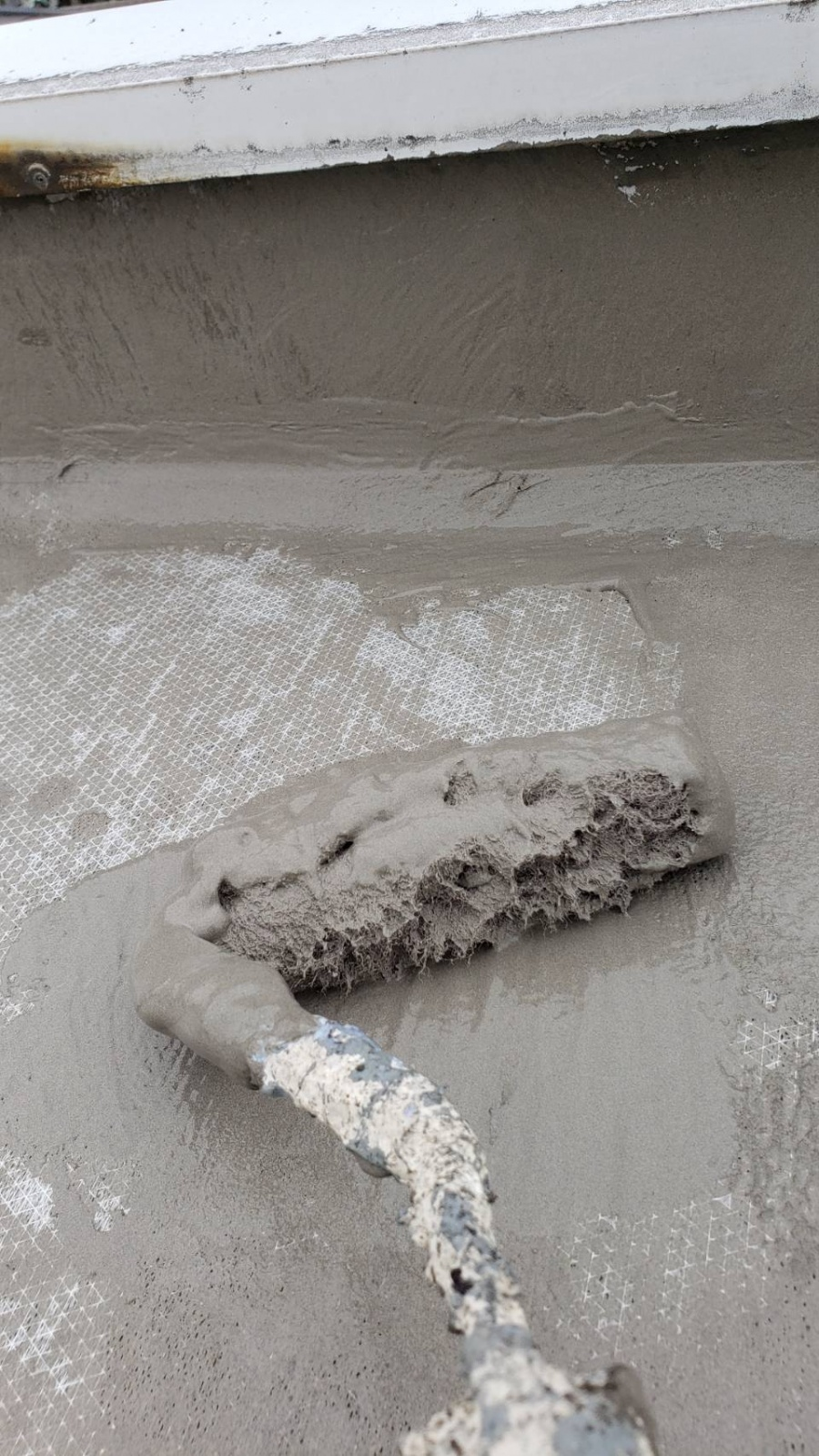 西宮市ALC造雨漏り修理13