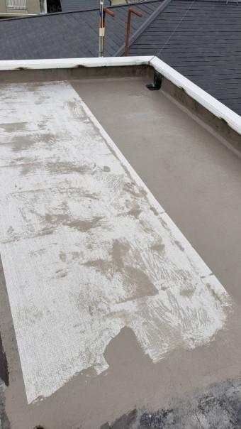 西宮市ALC造雨漏り修理10