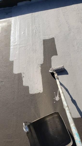 西宮市ALC造雨漏り修理19