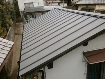 屋根葺き替
