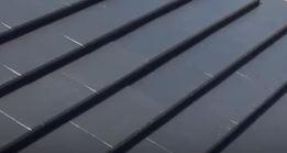セメント屋根
