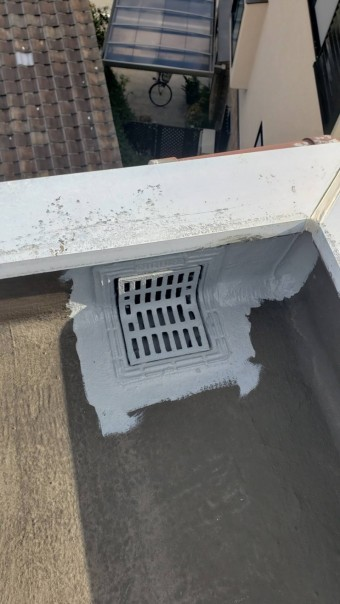 西宮市ALC造雨漏り修理18