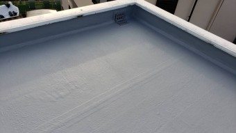 西宮市ALC造雨漏り修理21