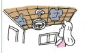 快適な住まい 屋根雨漏り