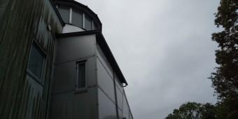 西宮市デザイナー建築の木造二階建て住宅