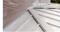 屋根塗装養生