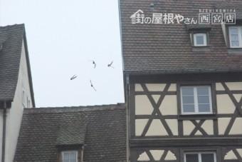 うろこ屋根