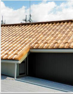 屋根 傾斜