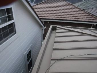 屋根笠木修理5