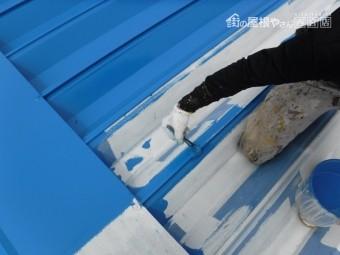 屋根塗装工事仕上げ6
