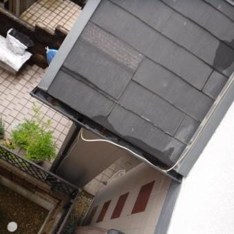 スレート屋根現場調査5