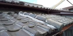 尼崎市瓦屋根修理1