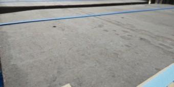 西宮市尼崎市カラーベスト屋根の裏側
