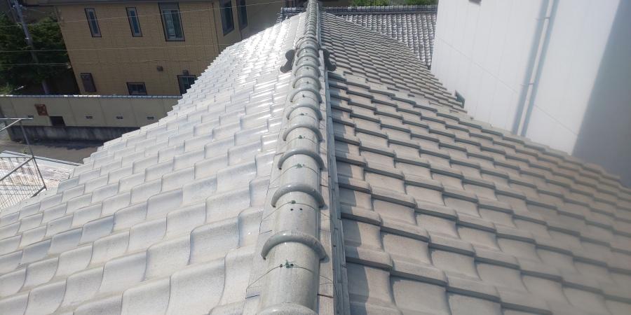 西宮市瓦屋根の状態が心配点検してもらいたい