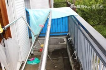 雨漏り調査2