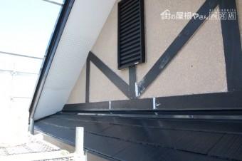 尼崎市屋根塗装工事9