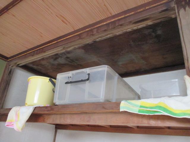 尼崎市木造住宅押入雨漏れ