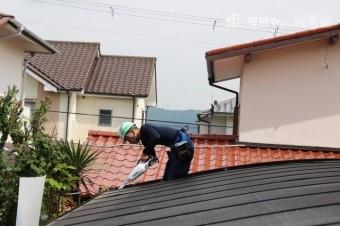 カーポート屋根修理6