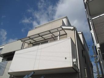 西宮市外壁サイディング壁点検
