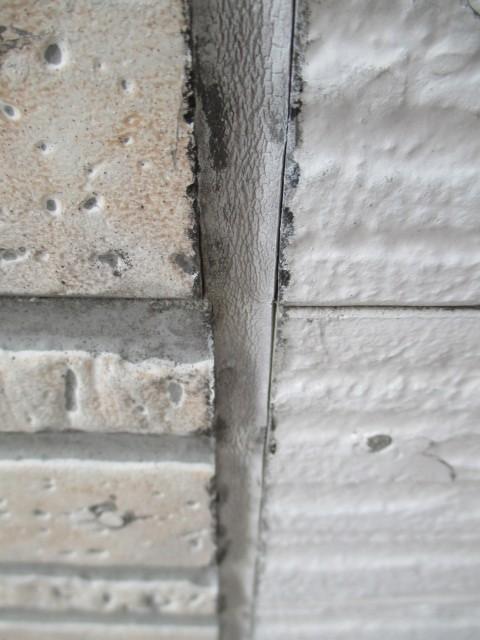 西宮市木造住宅壁目地隙間