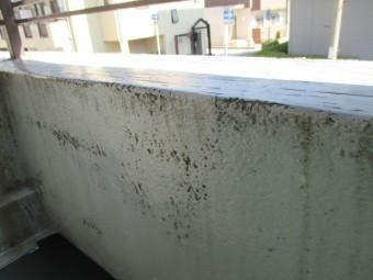 西宮市木造住宅ベランダ経年劣化