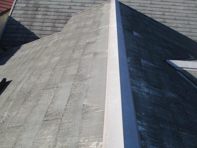 尼崎市カラーベスト屋根
