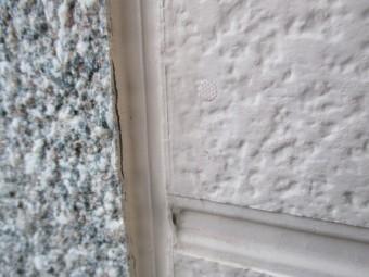 西宮市窯業系サイディング壁目地割れ