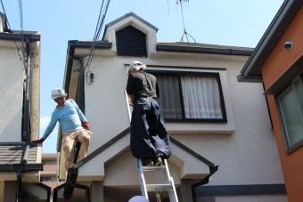 スレート屋根修理11