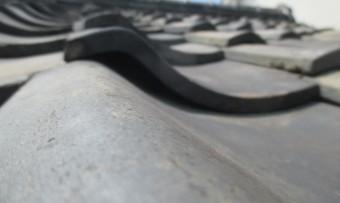 宝塚市瓦屋根の浮き