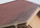 西宮市築30年カラーベスト屋根表面腐食