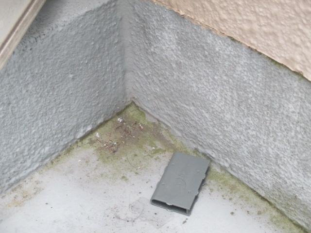 西宮市にてベランダの防水機能が低下