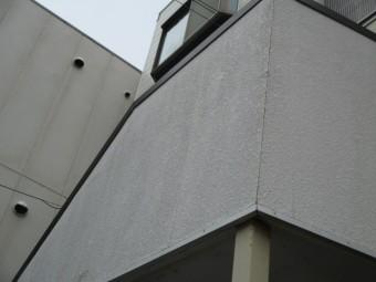 尼崎市鉄筋コンクリート造外壁劣化