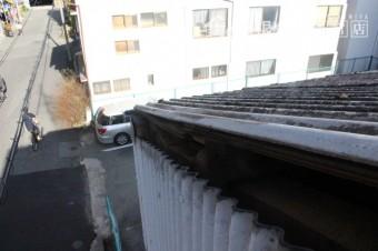 スレート屋根ケラバ修理2